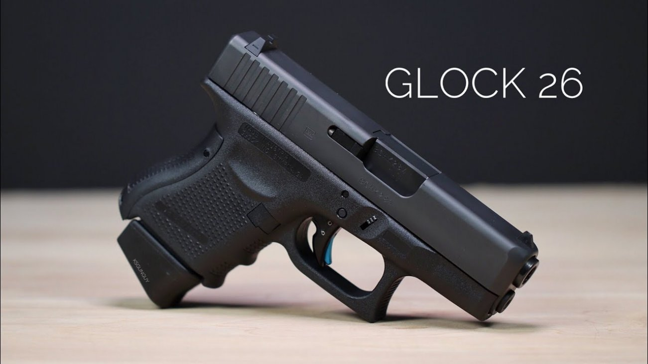 How the Glock 26 Combines Multiple Gun Features into a Single Package