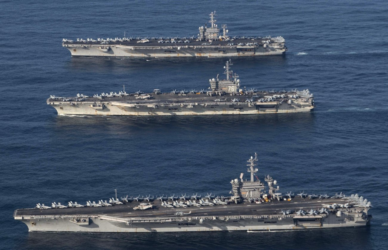 The Ultimate Weapon: Could China Build a 'Nuclear' Aircraft Carrier?