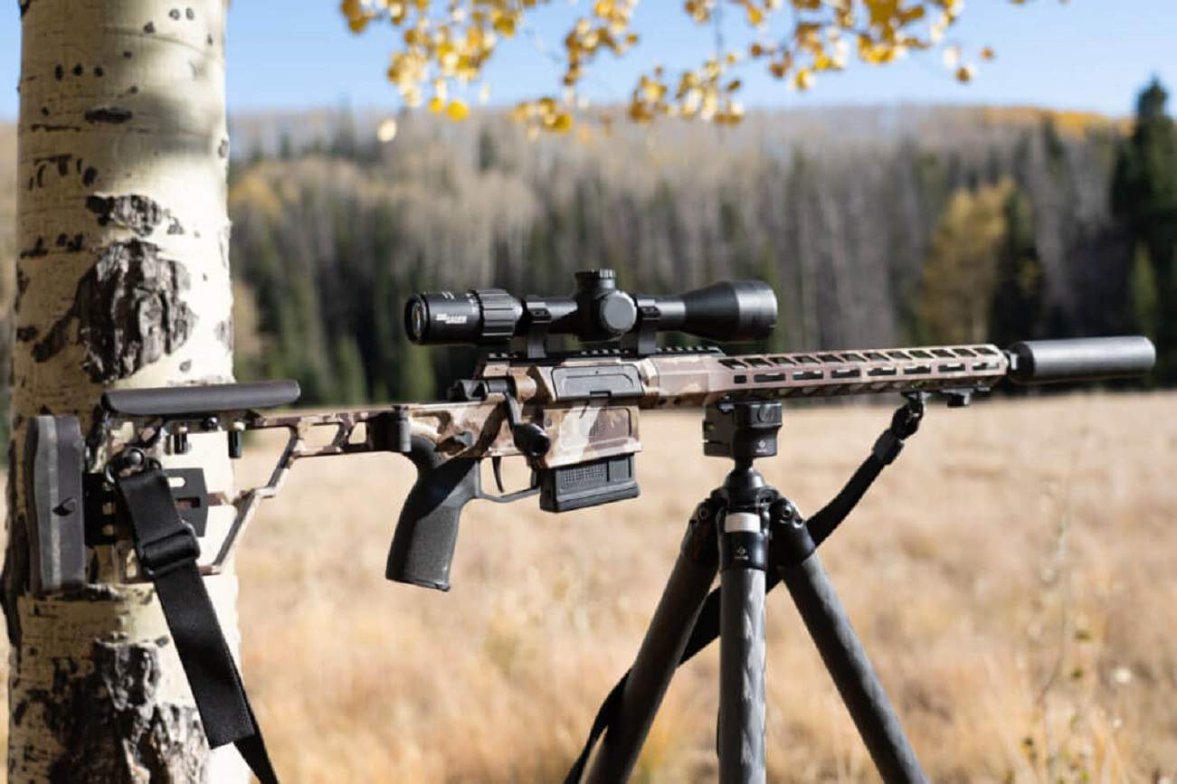 Sig Sauer Has A Strong Contender For The Planet's Best Bolt-Action Sniper Rifle