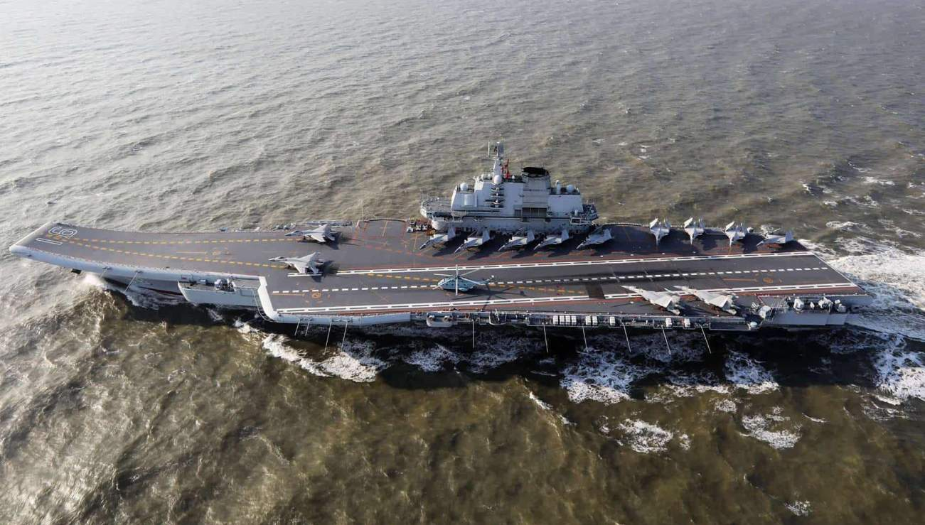 Bad News: China Will Soon Have 4 Crazy Deadly Aircraft Carriers