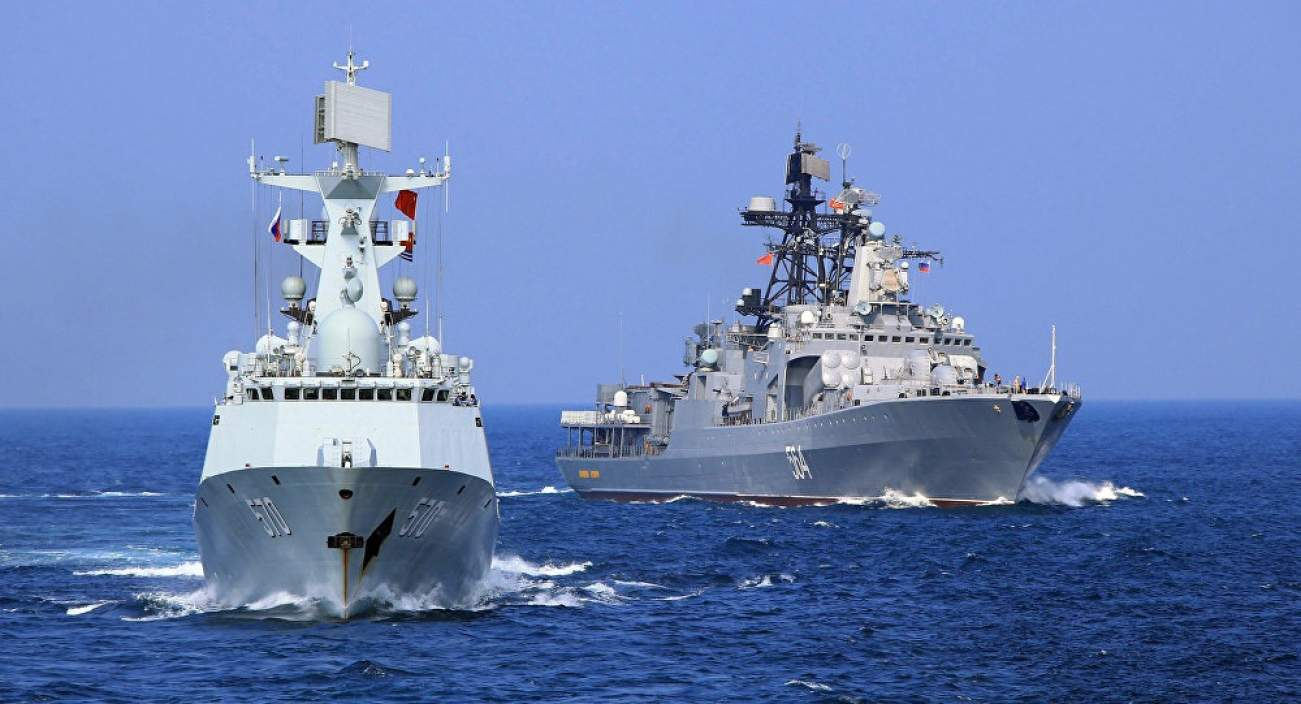 Superpower on the Water: Does China Have a Massive 650-Ship Navy?