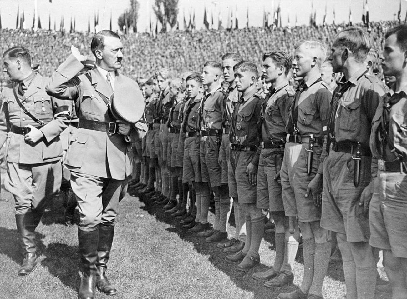 This Is How Adolf Hitler Helped The Allies Win World War II