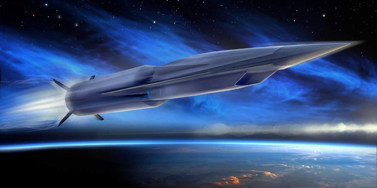 DARPA's 'Counter-Hypersonics' Could Shake Up The 21st Century's Arms Race