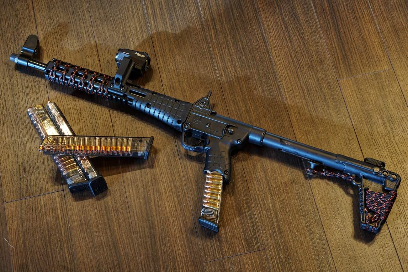 Kel-Tec's Sub 2000 'Folding Gun': Just How Good Is It?