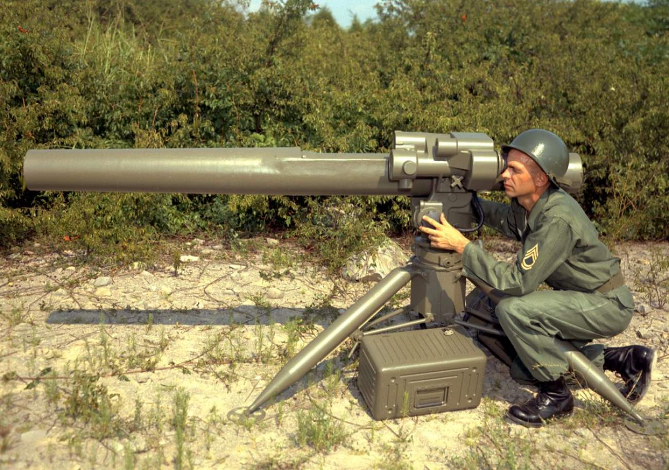 Is America's TOW Missile (And Tank-Killer) Now Obsolete?