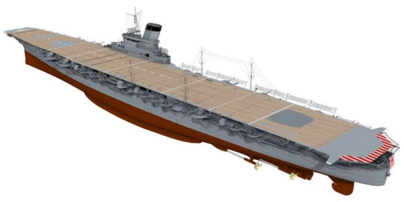 One Engineering Flaw Sank Imperial Japan's Taiho Aircraft Carrier