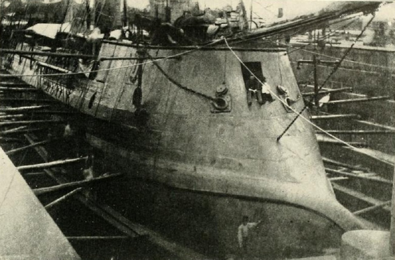 Sphinx: The Confederate Ironclad Warship That Joined the Japanese Navy