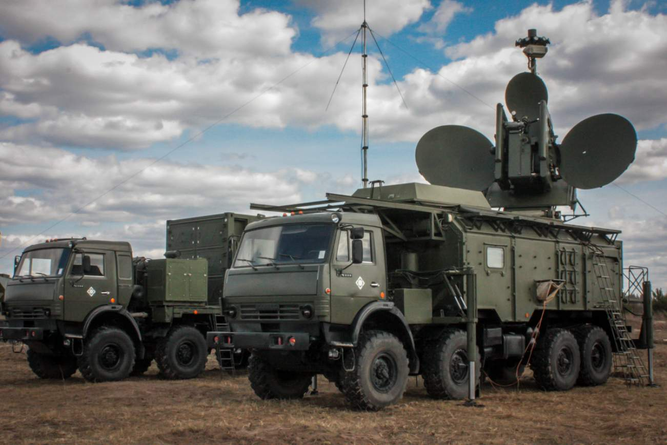 Image result for russia's new electronic warfare system