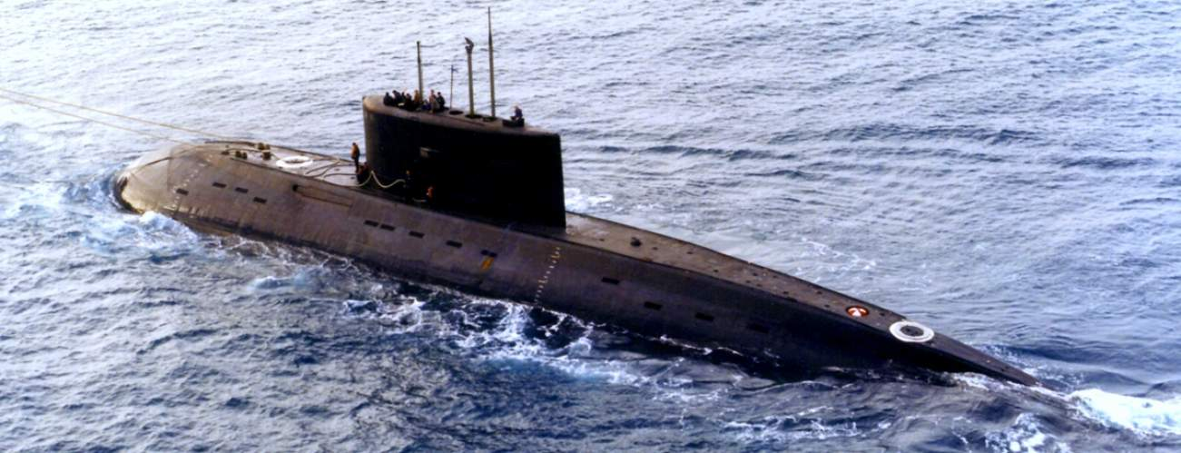 America Must Thank North Korea For Iran's Newest Submarine Threat