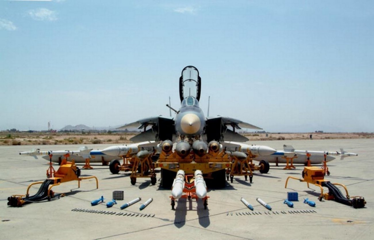 Tehran's Top Guns: How Iran's Old School F-14 Tomcats Stay in the Air