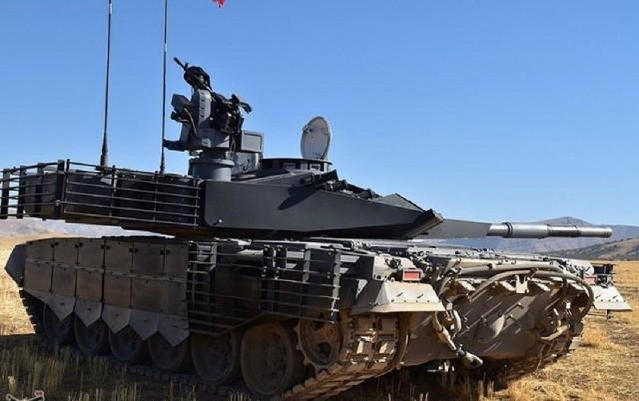 Iran's Karrar Main Battle Tank: Russian Technology with a Bad Paint Job?