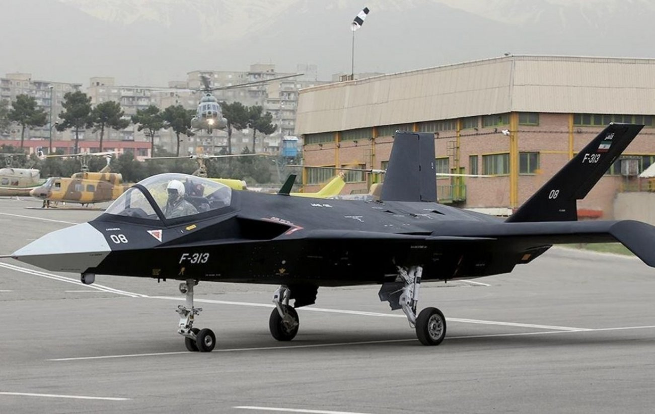 Yes, Iran Has a (Fake) Stealth Fighter