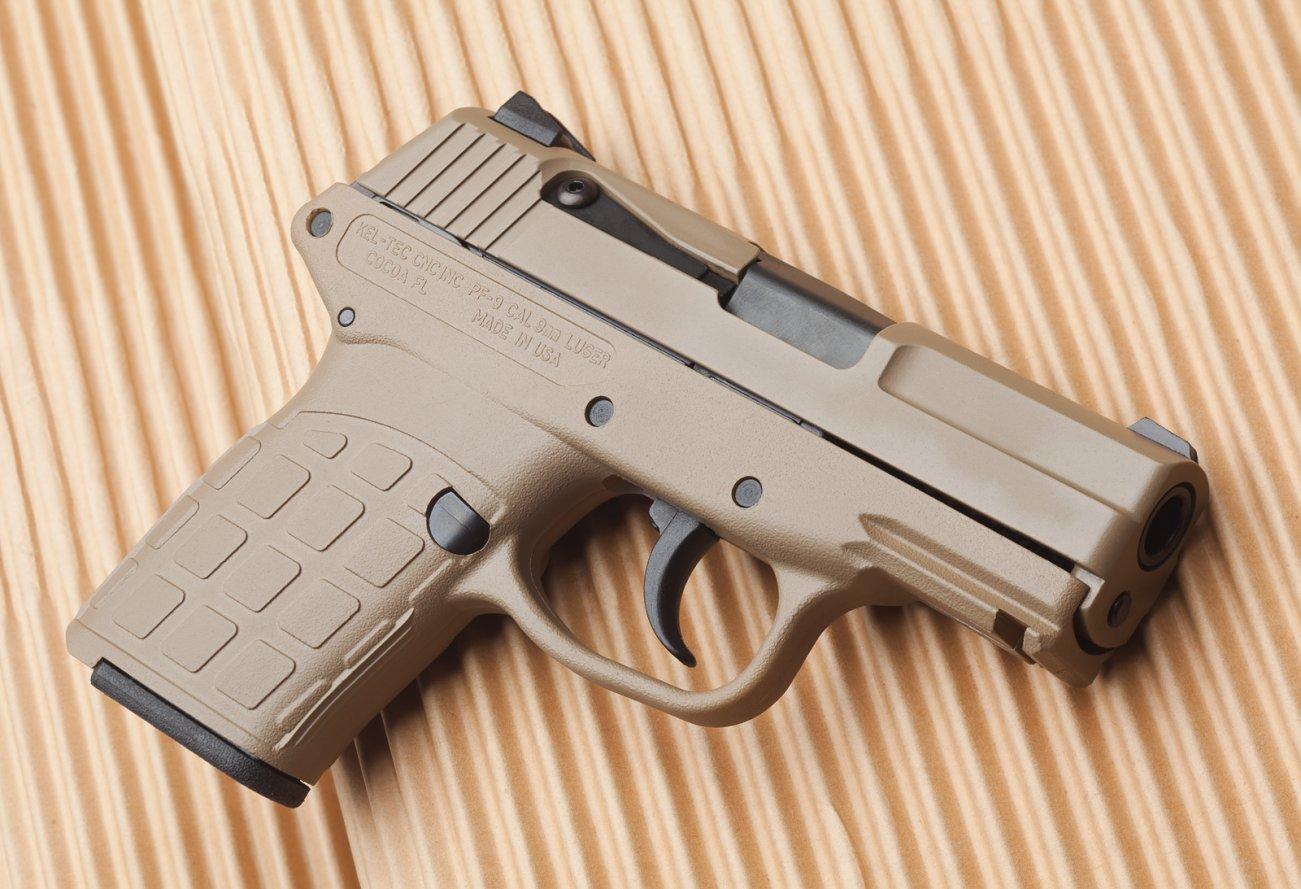 Kel-Tec PF9: The Best Ultra-Light 9mm? (Better Than a Glock 43?)