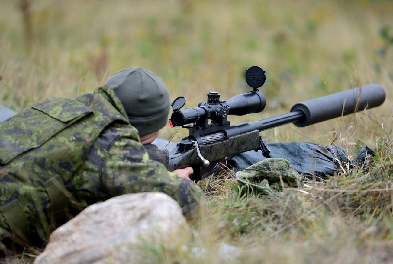 Tac-50: A .50 Caliber Record-Breaking Rifle Navy SEALs and Snipers Love