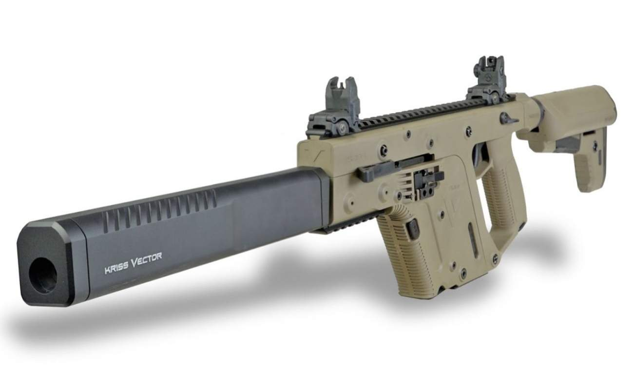 Is the Kris Vector Gen II CRB .45 ACP the Best CQB Pistol Carbine?