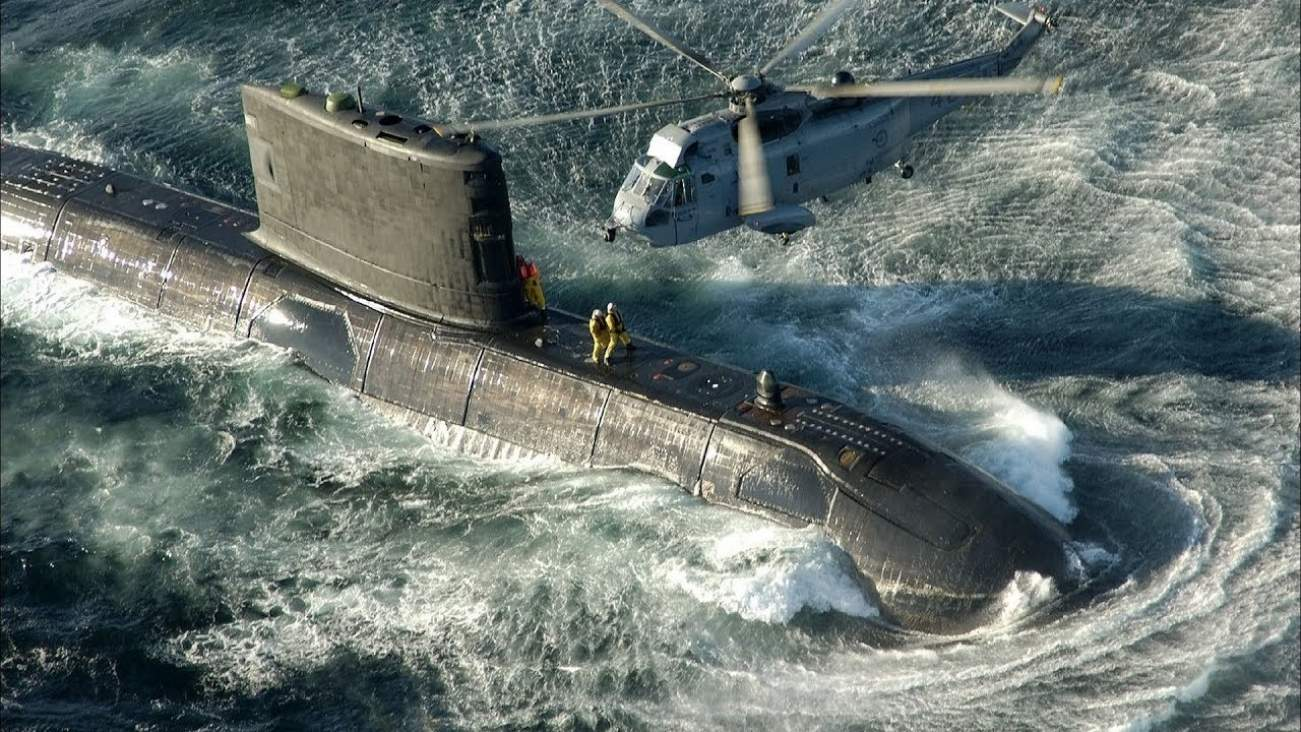 See This Russian 'Stealth' Submarine? It Terrifies the U.S. Navy For Lots of Reasons