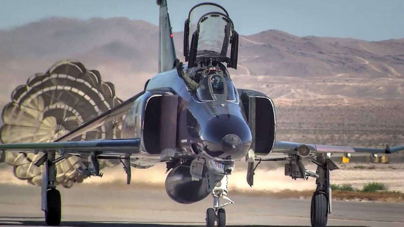 McDonnell Douglas F-4 Phantom II: The 60 Year Old Fighter That Just Won't Die