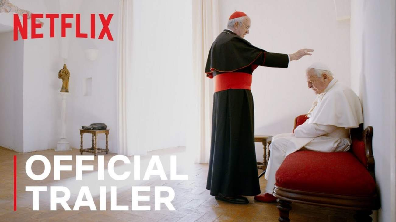 Netflix's Two Popes Proves the Catholic Church Is Rotting from the Inside