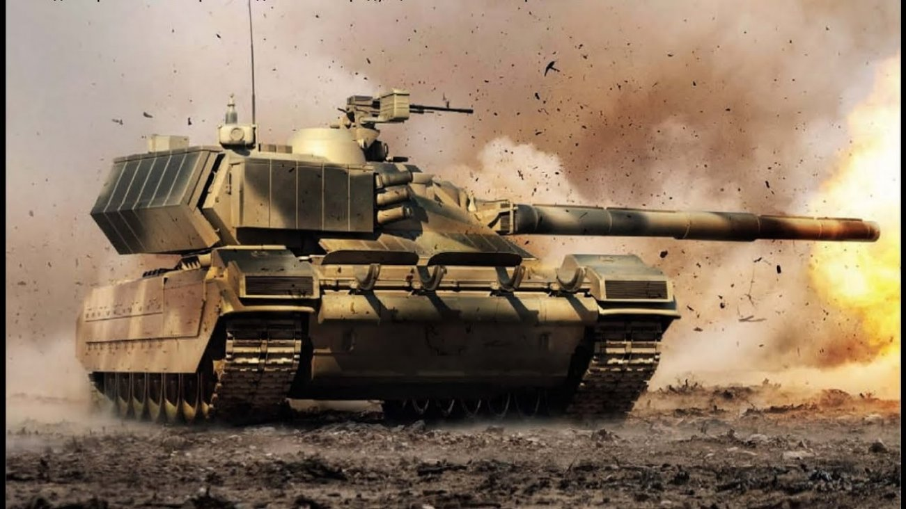 Meet the T-95: The Russian Super Tank Moscow Passed On (A Big Mistake?)