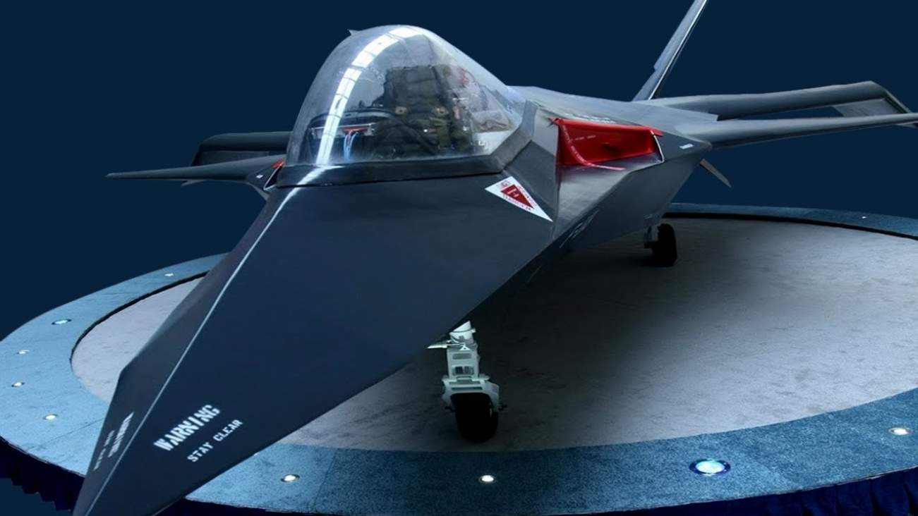 "No Stealth For You: Why Iran's Qaher 313 ""Stealth"" Fighter Is a Complete Failure"
