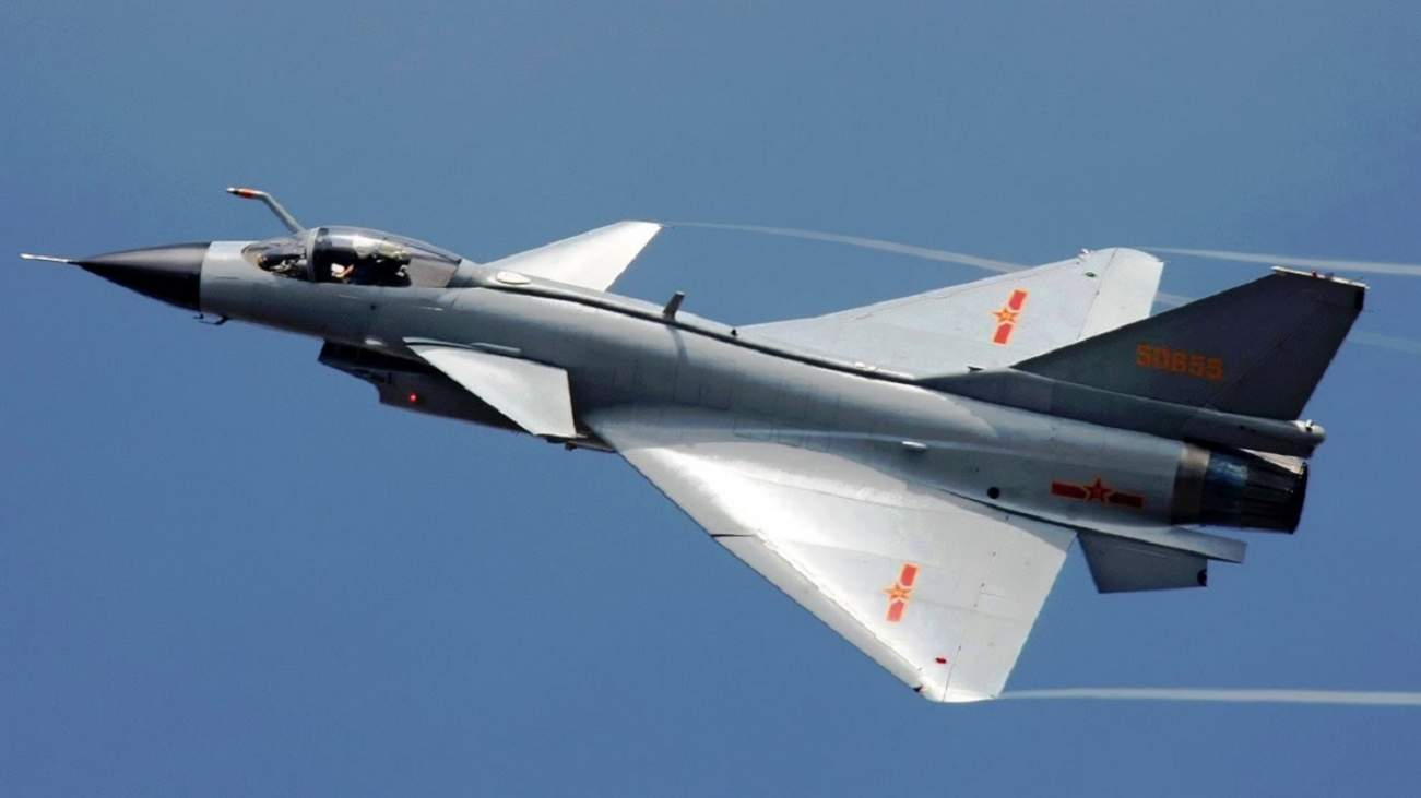 China's J-10 'Vigorous Dragon': Did Israel 'Help' Build This Deadly Fighter?