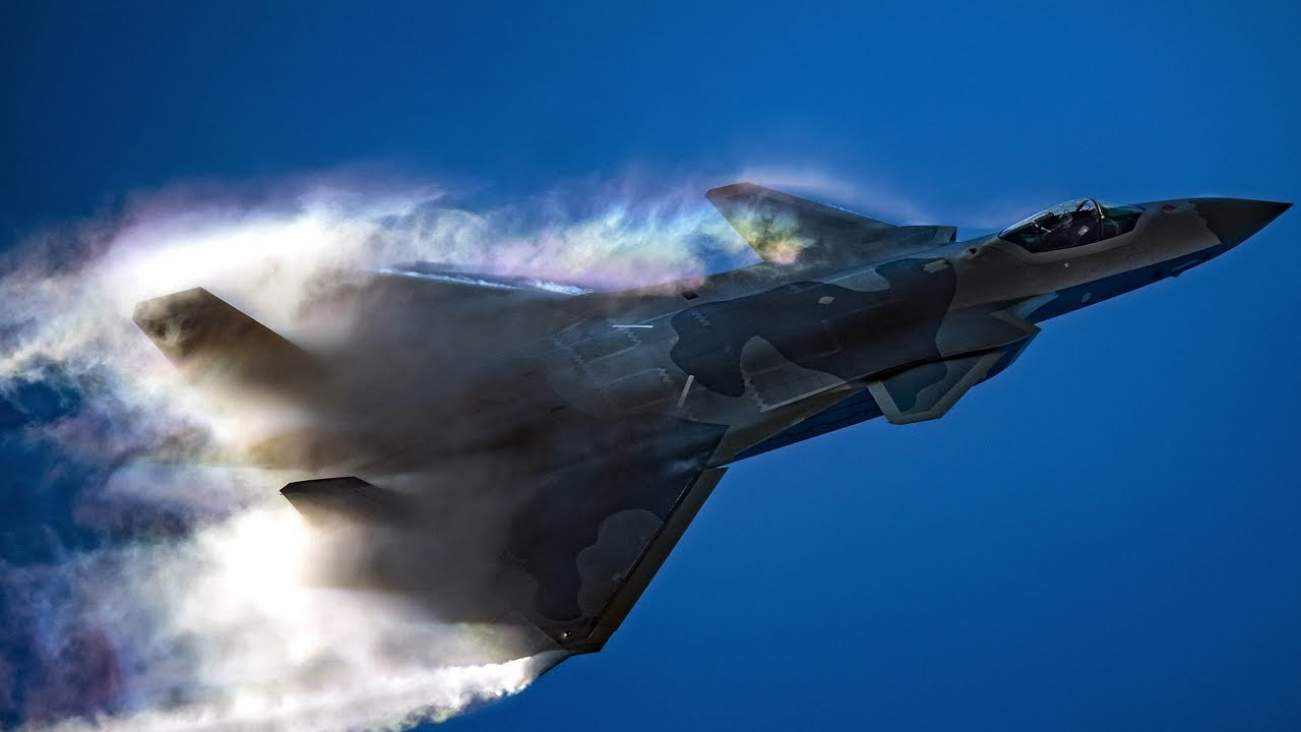 Why China Thinks Its Stealth Fighter is Better Than the F-35