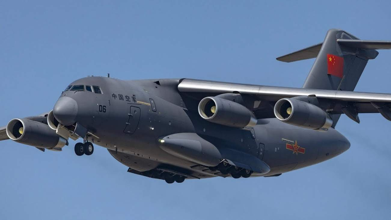 Who Cares About China's Stealth Fighters or Aircraft Carriers: The Y-20 Is Here