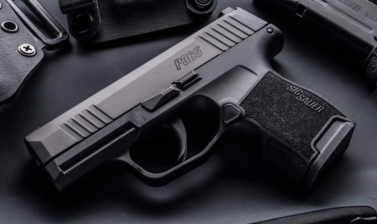 How Does Sig Sauer's P365 Pistol Stand Up To Other Semi-Automatic Handguns?