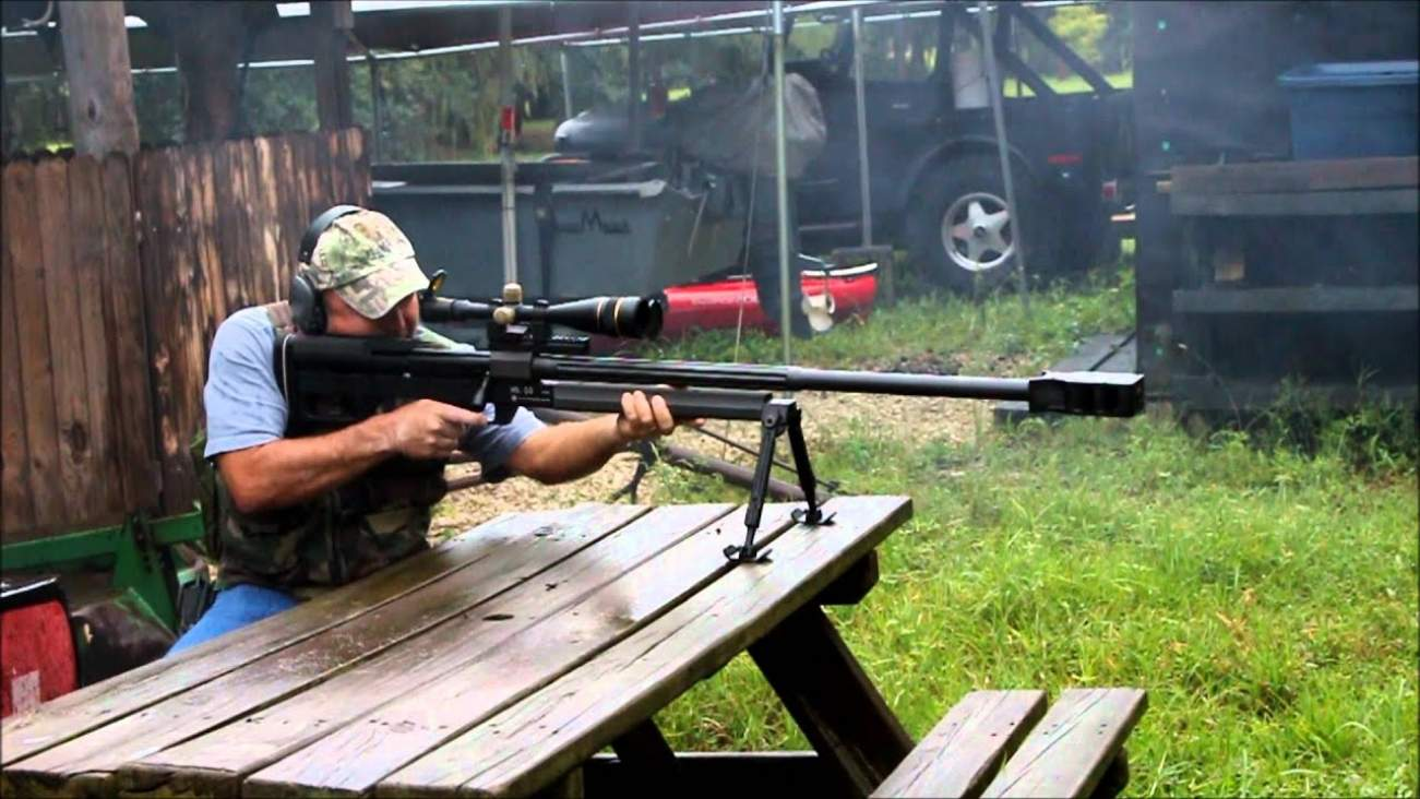 Introducing the Steyr HS 50: The Deadliest .50 Caliber Sniper Rifle on Earth?