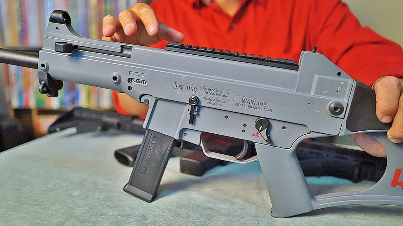 Pistol Caliber Rifles: We Know the 5 Best