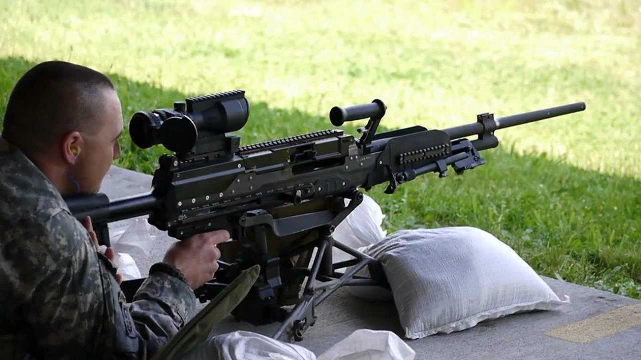 Sig Norma .338 Magnum Machine Gun: One the World's Deadliest Guns?