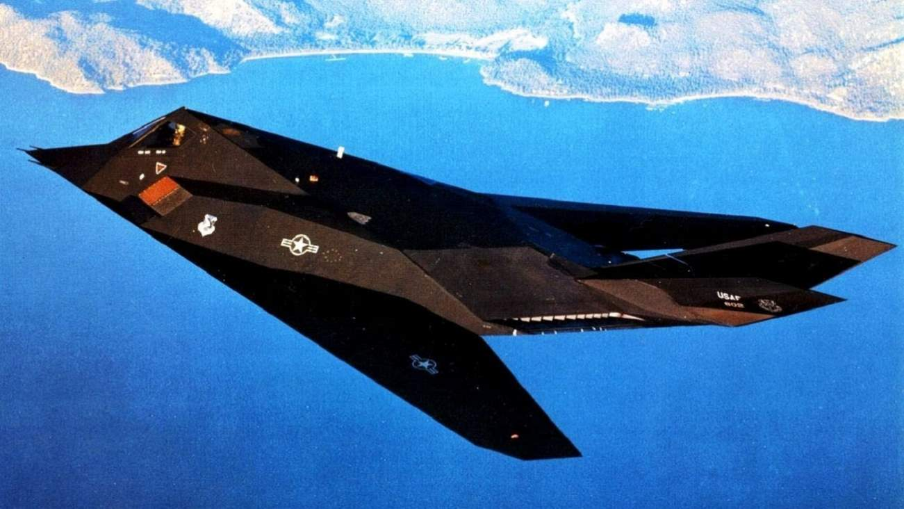 The Real Story Behind Area 51's 'UFOs': Top Secret Experimental Spy Planes
