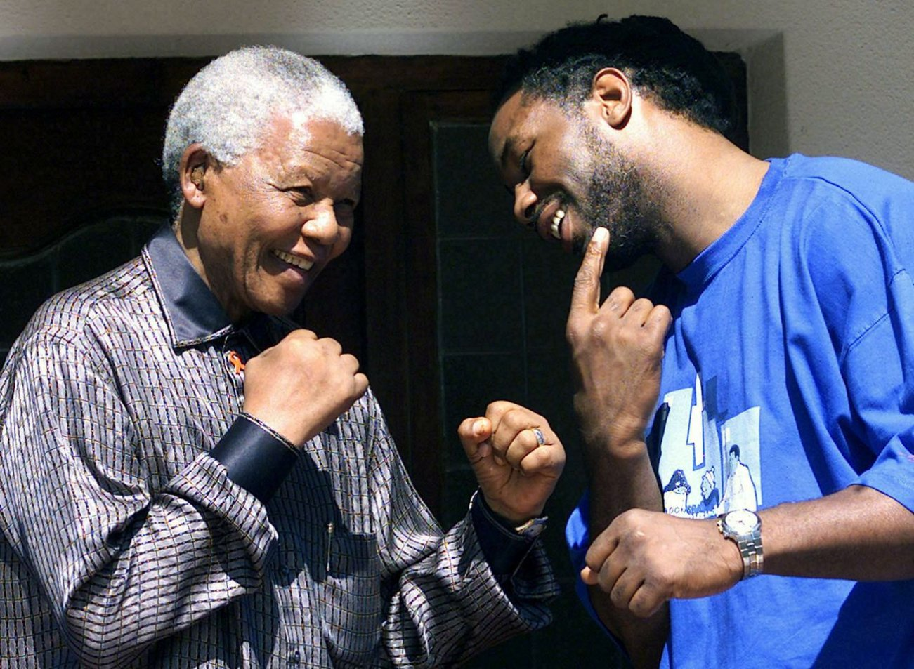 Learning From Mandela: How We Can Stay Fit in Isolation?