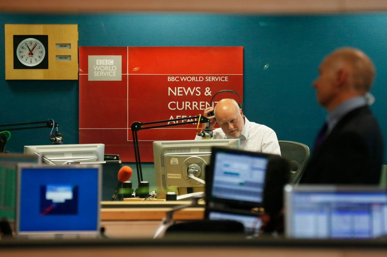 Keep Calm: This Is How BBC Listeners Got Through World War II