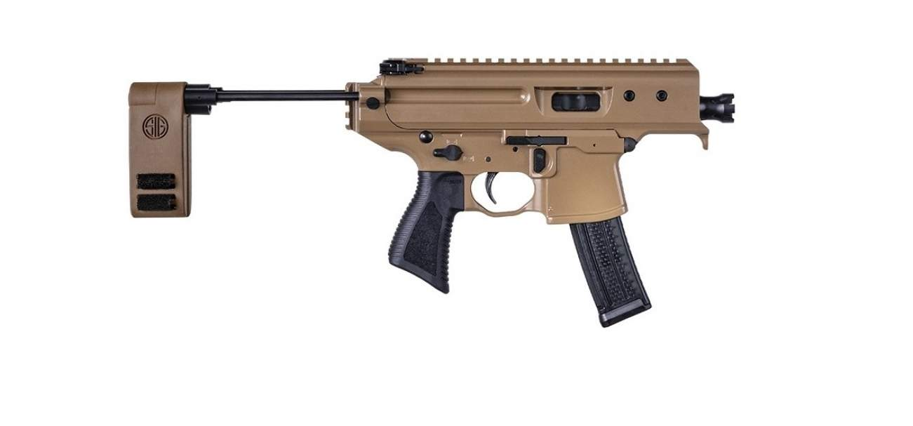 Sig Sauer's Copperhead Machine Gun Was Built for the U.S. Army (They Passed)