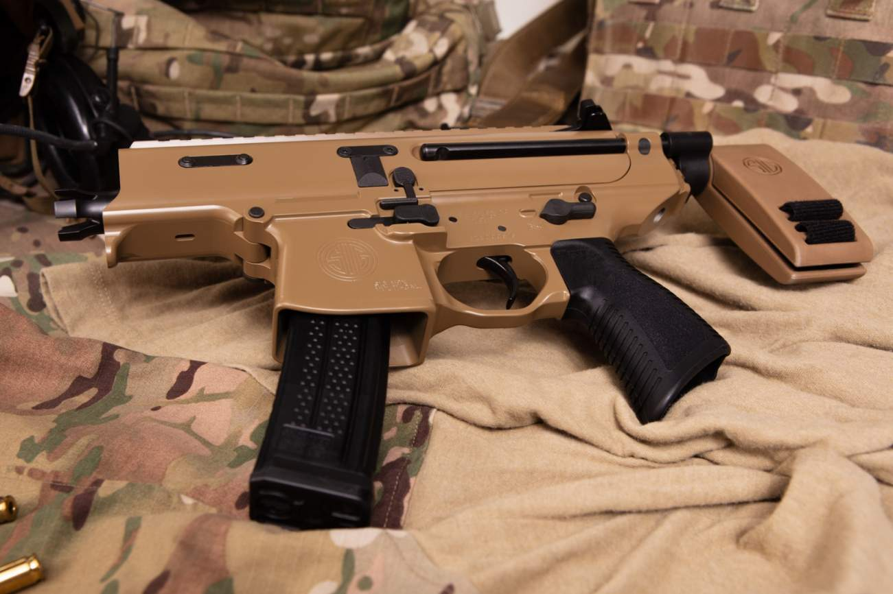 Why Did The Army Say 'No Way' To Sig Sauer's Copperhead Machine Gun?