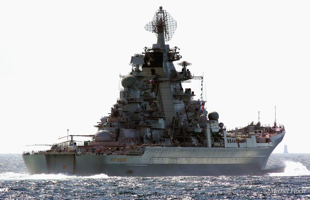 Russia's Naval Modernization: Blowing the United States Out of the Water?