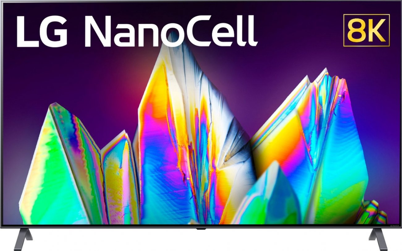 LG's 75-Inch NanoCell 99 Series Gives Glimpse of 8K Future