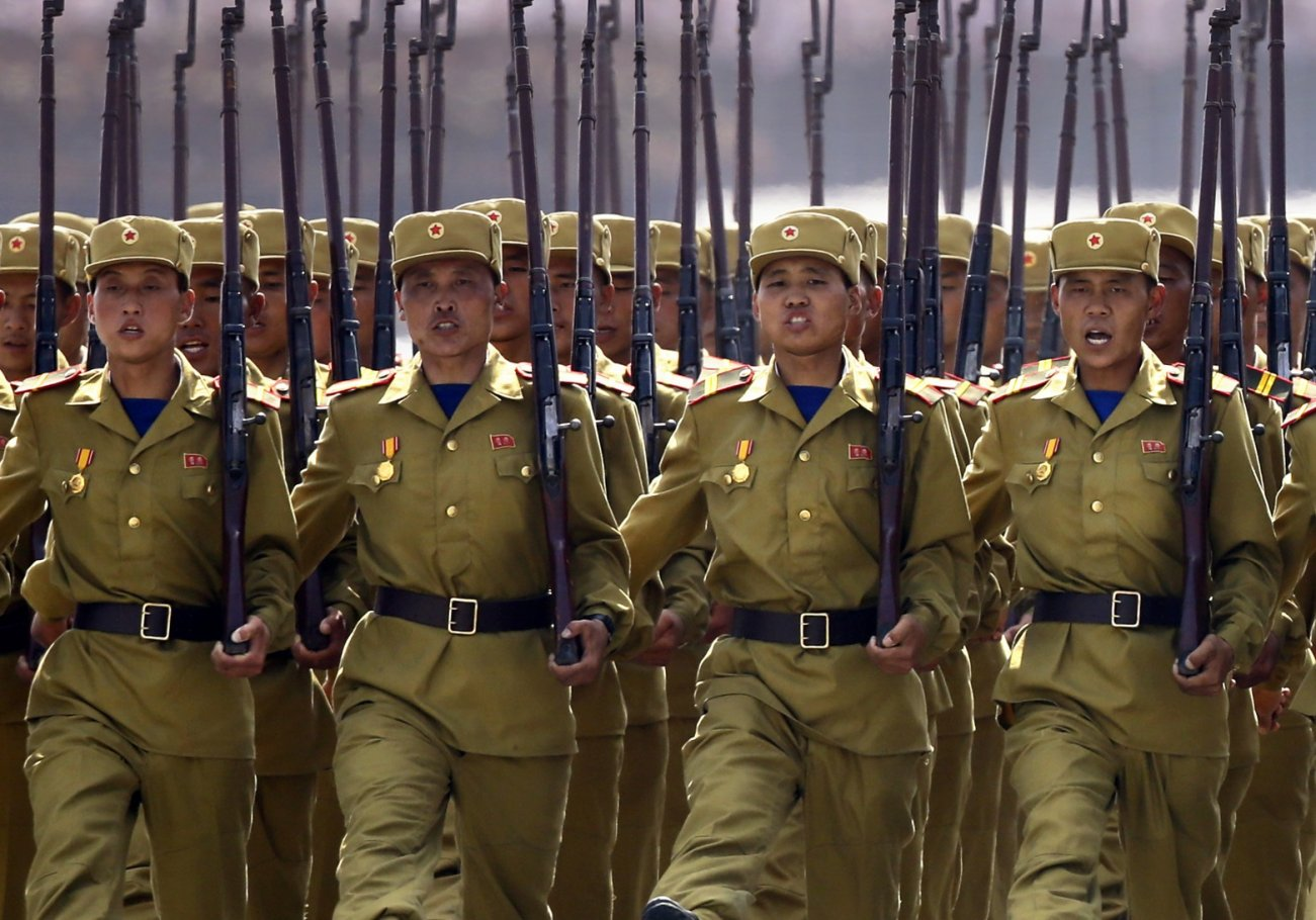 North Korea's Military: Too Sick and Too Hungry to Train?
