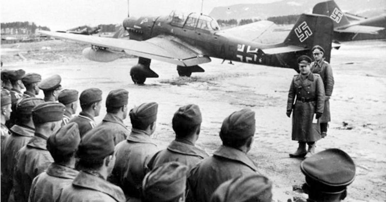 World War II Fact: Americans And Nazis Joined Forces For A Single Bloody Battle