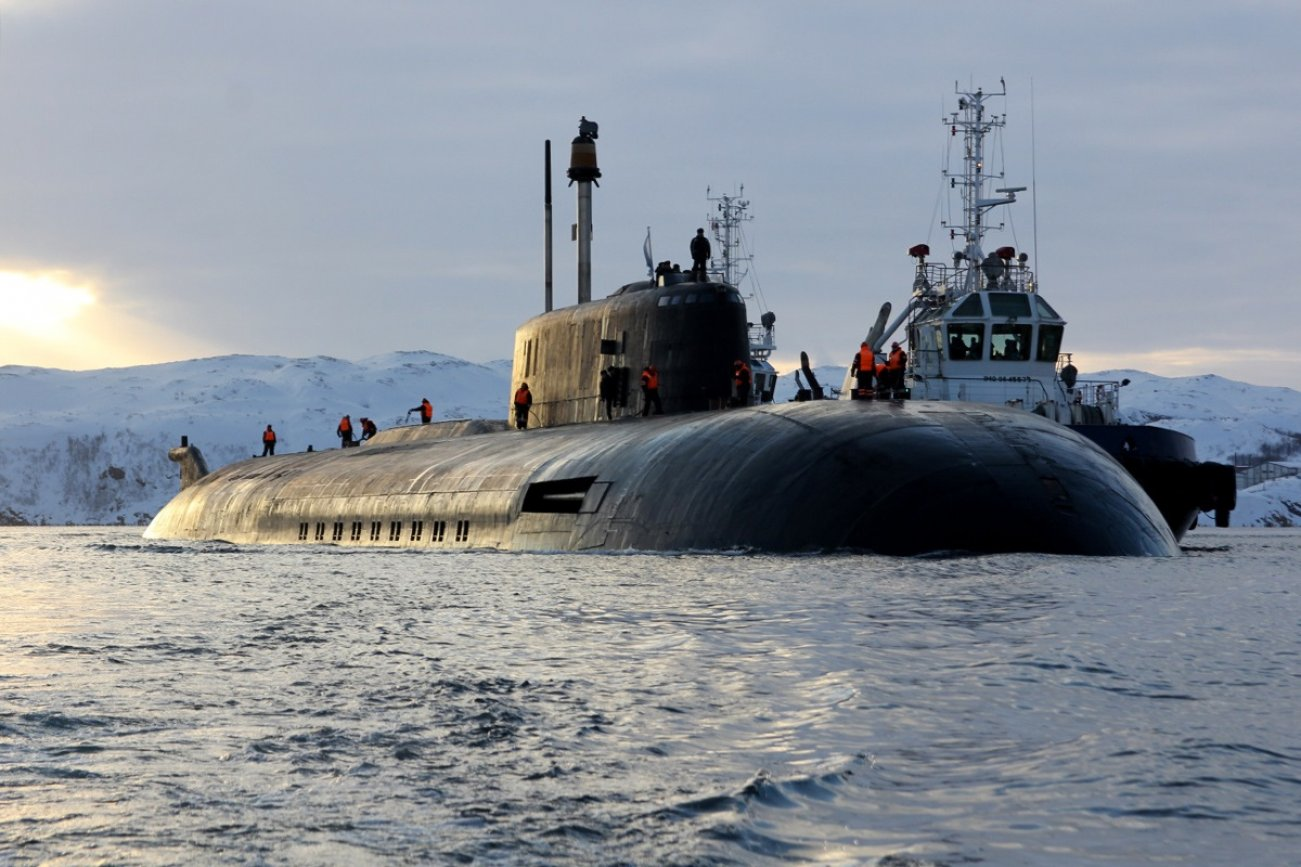 Belogorod: The Russian Submarine That Keeps the World Guessing
