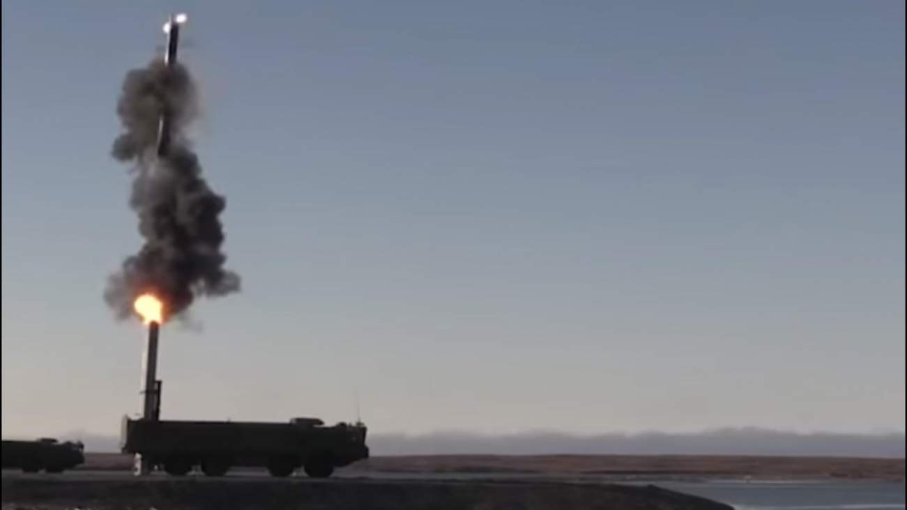 Why Russia's Bastion-P Truck-Launched Anti-Ship Missiles Could Be a Real Killer