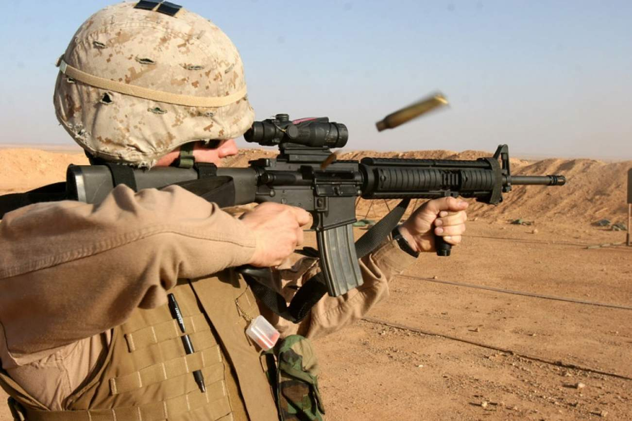 Guns The Military Uses >> The 5 Deadliest Guns Of Modern War The National Interest