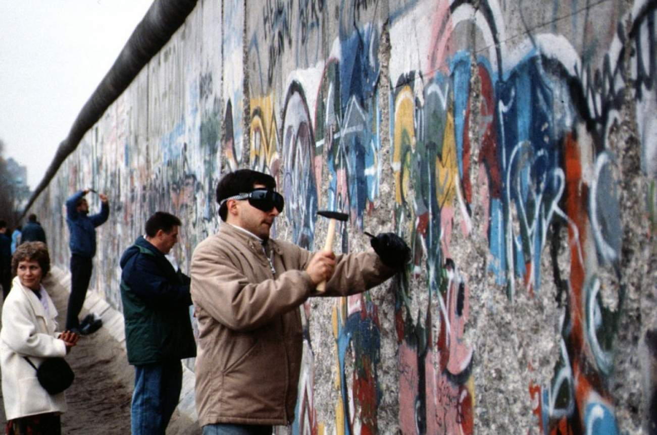 the fall of the berlin wall - photo #8