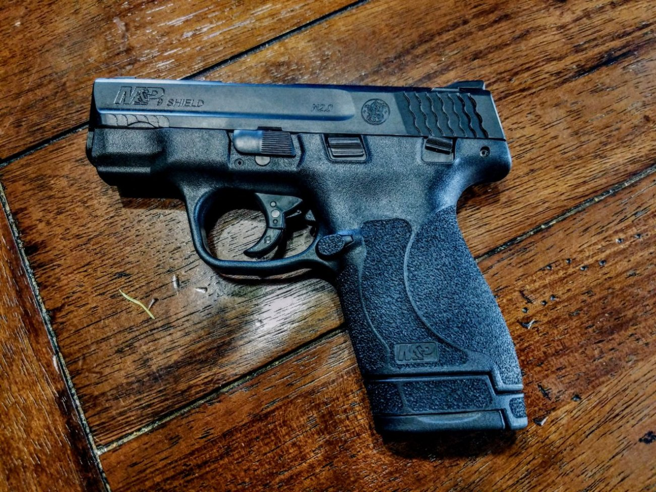 Why Smith & Wesson's M&P Shield 2.0 Took the Gun Market By Storm