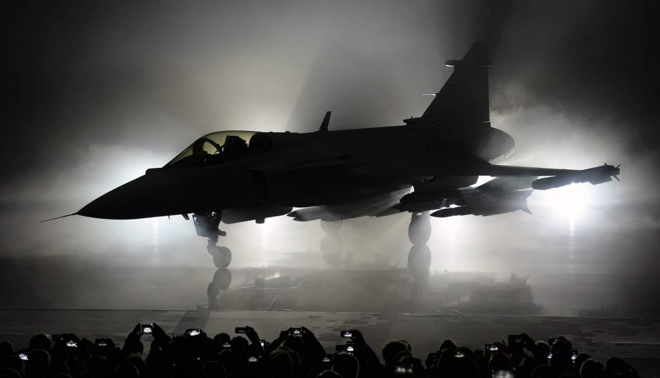 Can't Afford A Stealth Fighter For Your Air Force? Meet the Gripen