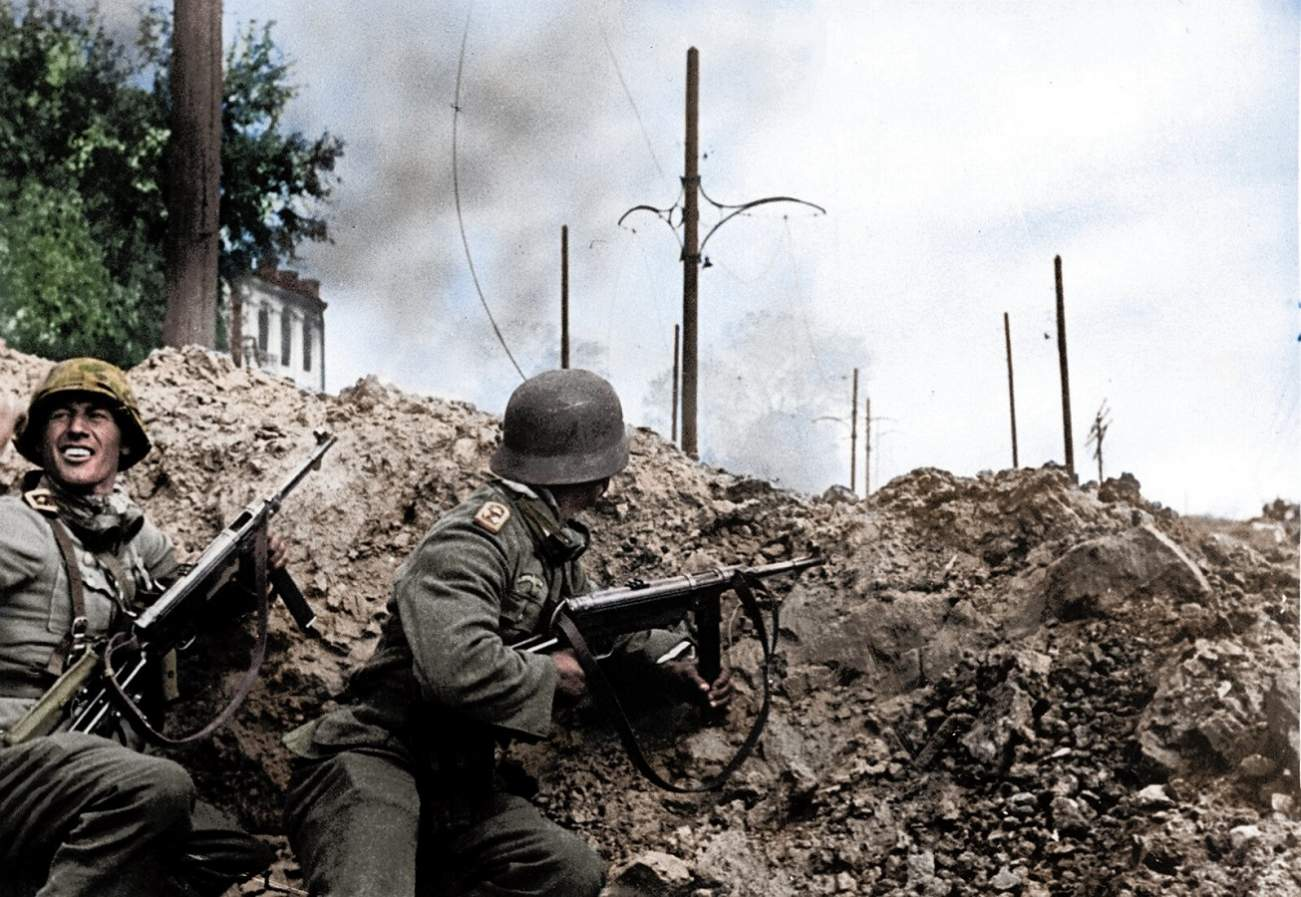 This Picture Shows What Might Have Been the Worst 'War' of World War II