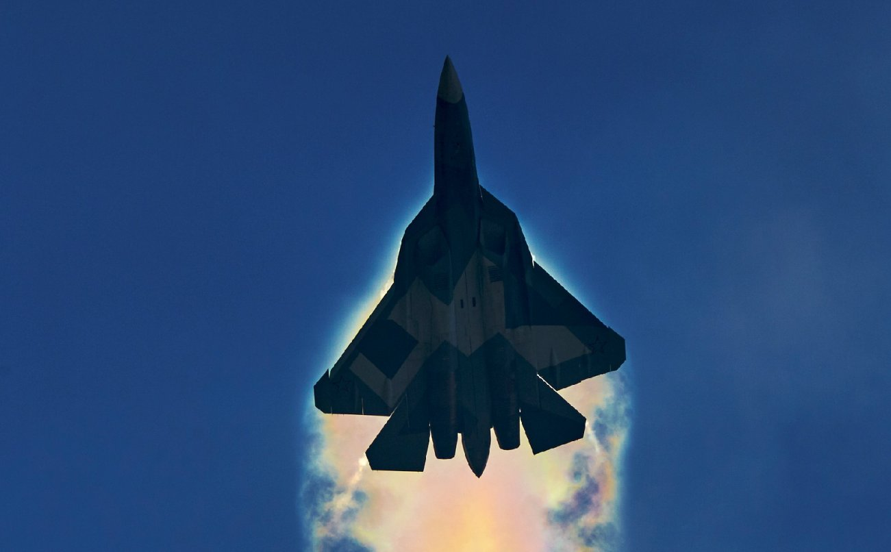 Can't Get an F-35? Russia Wants to Sell Its Fifth-Generation Su-57 Stealth Fighter