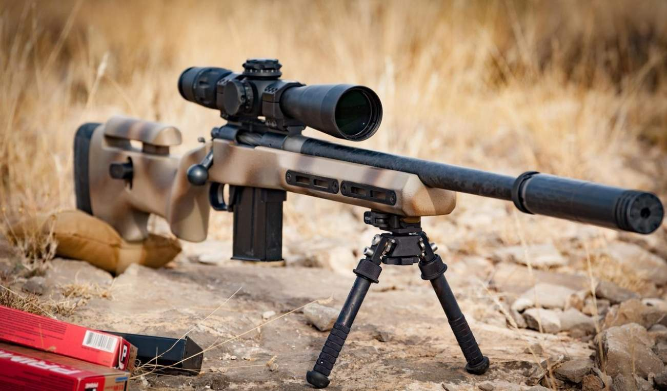 You Can't Stop the the Remington 700 Rifle