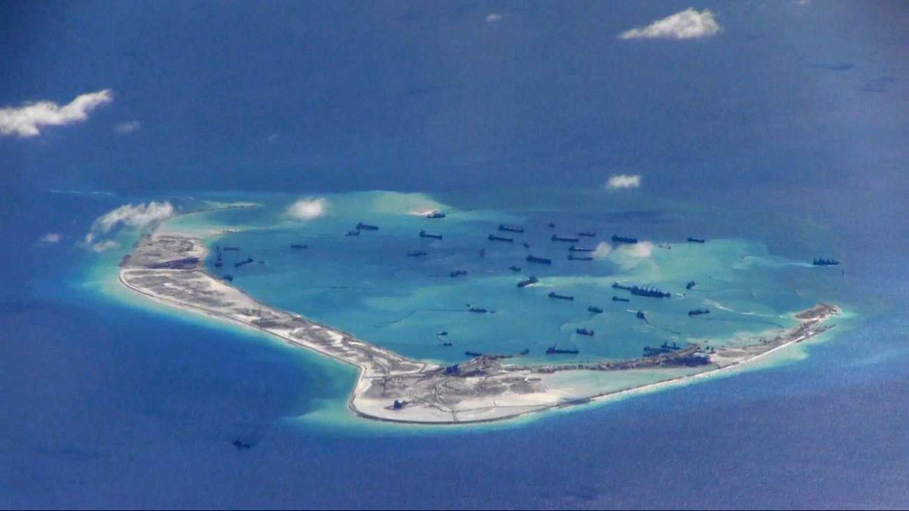 Sunk: How China's Man-Made Islands Are Falling Apart and Sinking Into the Ocean